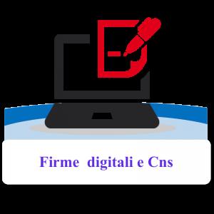 Firme digitali e Cns